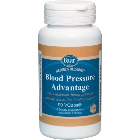 Blood Pressure Advantage for a healthy heart
