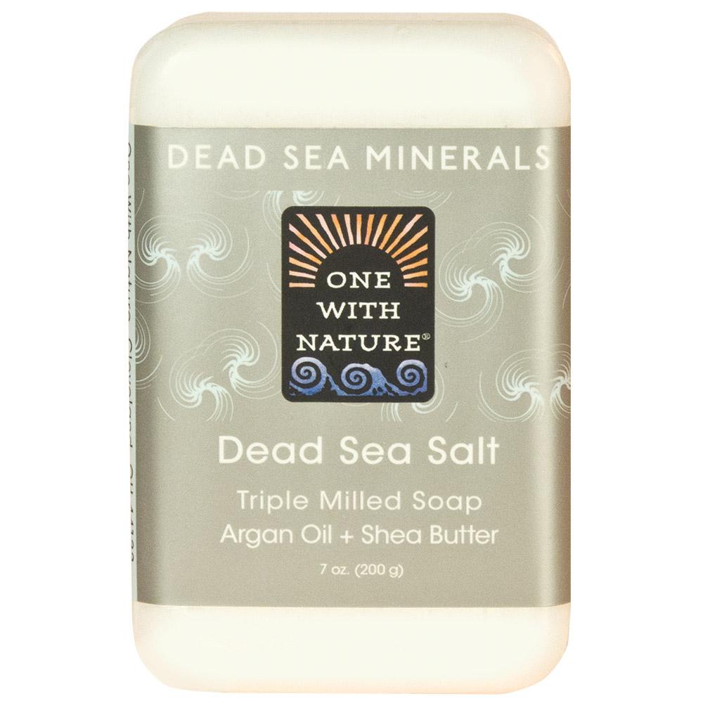Dead Sea Salt Triple Milled Mineral Soap - Dagan African