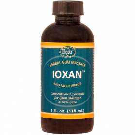 Ioxan, Herbal Gum Massage - Possibly Help Prevent for alzheimer's?
