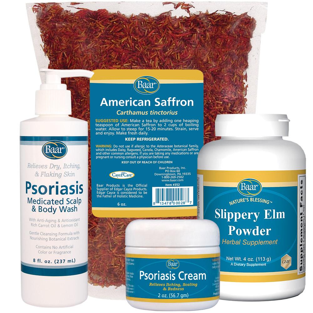 Psoriasis Remedy Kit