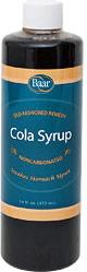 Cola Syrup, 16 oz.