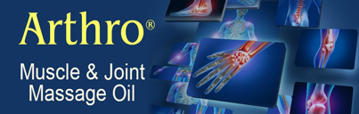 Arthro: Muscle & Joint Massage Oil