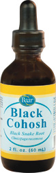 Black Cohosh Liquid Herbal Extracts