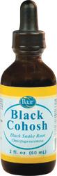 Black Cohosh Liquid Herbal Extracts