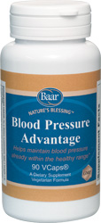 Blood Pressure Advantage Capsules for a healthy heart