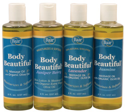 Body Beautiful Skin Lotions Line