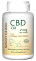 Baar CBD Oil Softgels