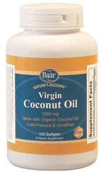Virgin Coconut Oil Softgels Boosts the Immune System