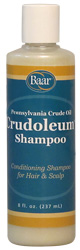 Pennsylvania Crude Oil Shampoo