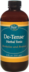De-Tense Herbal Tonic to detox
