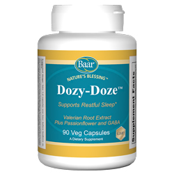 Dozy-Doze, Sleep Supplement