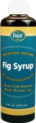 Fig Syrup for Healthy Holiday Cooking