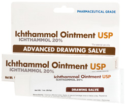 Ichthammol Ointment, First Aid Ointment