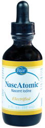 NascAtomic 2 ounce bottle