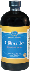 Ojibwa Tea for boosting the immune and lymphatic systems