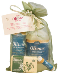 Olivae Gift Set, healthy gift