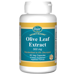 Olive leaf extract psoriasis