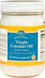 Organic Virgin Coconut Oil for better digestion