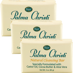 palma christi soap helps with Acne