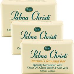 palma christi soap helps with Acne