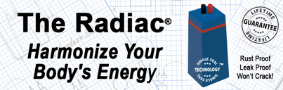 The Radiac, Harmonize Your Body's Energy