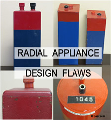 Radial Appliance Defects