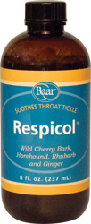 Respicol, Herbal Syrup, 8 oz.