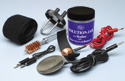 Radiac Vibradex Solution Jar Starter Set