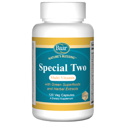 Special Two Multivitamin Capsules for eye health