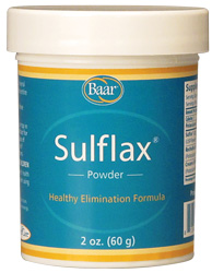 Sulflax, Healthy Elimination Powder Formula