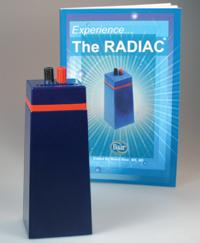 Radiac and Radiac Book for natural stress management