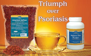An All-Natural Way to Triumph Over Psoriasis